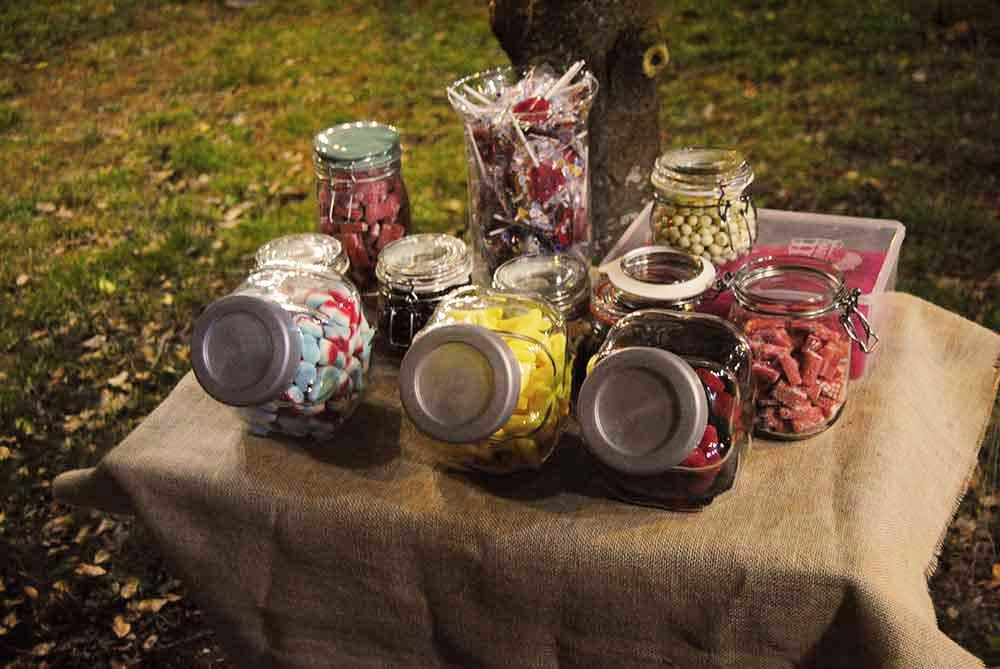 Candybar campestre