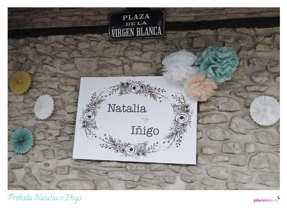 Fiesta preboda Natalia e Iñigo