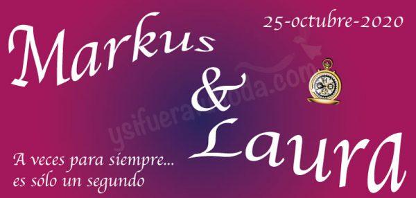 Invitación de boda sobre Alicia en el País de las Maravillas 21x10   Ysifueratuboda